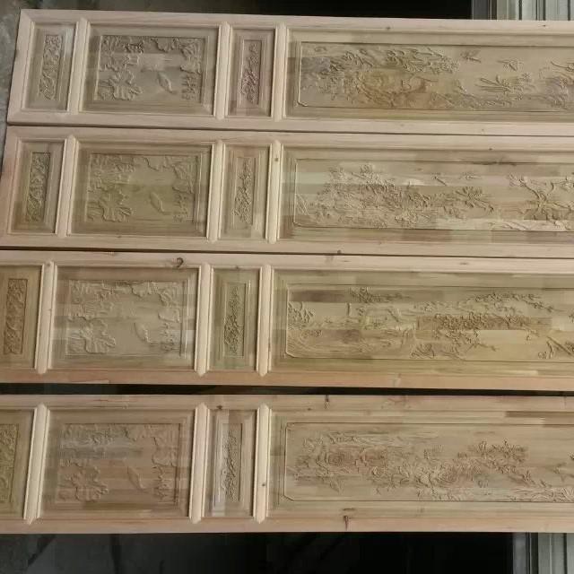 实木屏风隔断_家庭可折叠屏风雕刻图案_屏风厂家直销