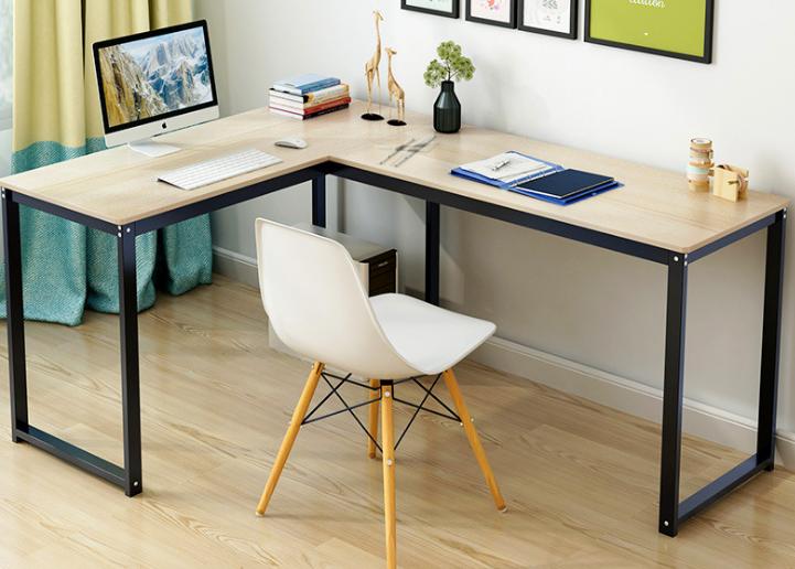供应 现代台式家用电脑桌简易转角办公桌