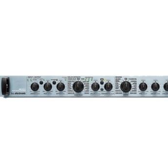 TC.electronic M350数字效果处理器256种多重效果混响的效果参数