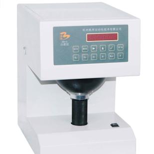 ZB-D白度仪 测定物体的白度的专用仪器