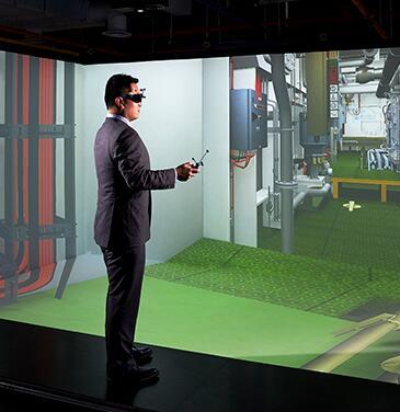 3D实时渲染软件工具导入现有主流3D数据真实模拟自然现象