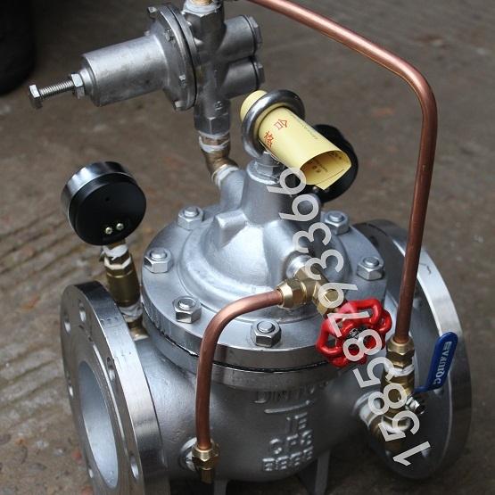 临沂200X-16减压阀自来水管道减压阀可调先导式减压阀