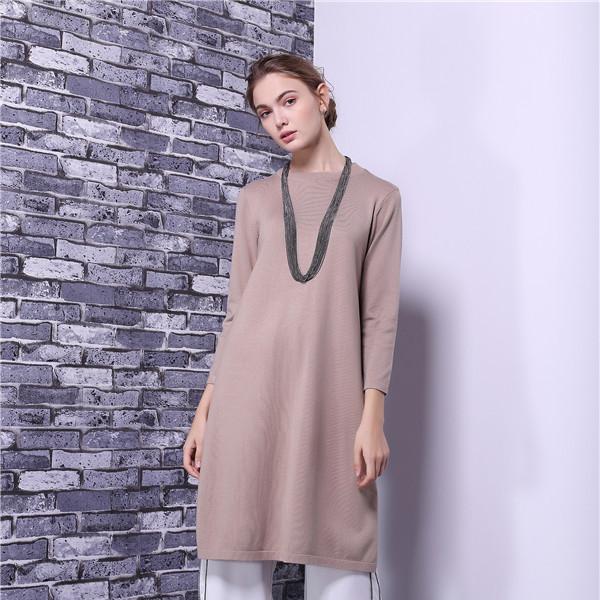 深圳女式开衫毛衣外套新款 品牌直销