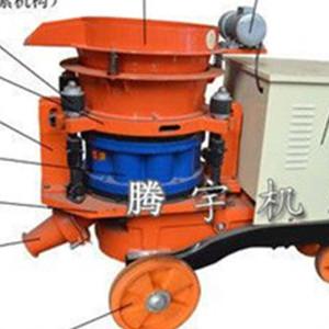 厂家直销PZ-5喷浆机 混凝土喷射机 混凝土喷浆机