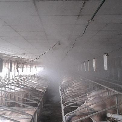 养殖场带畜消毒防疫设备