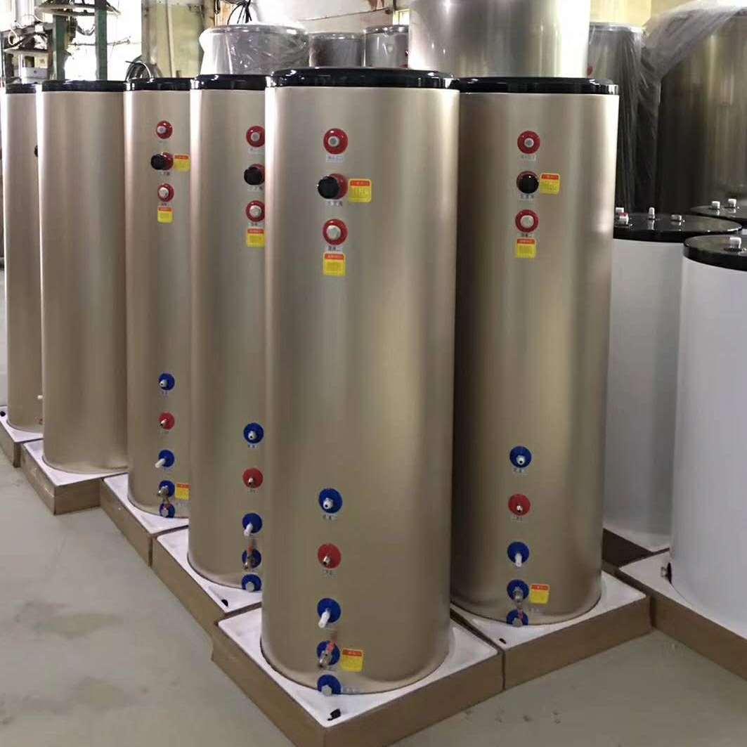 換熱高性能承壓式盤管水箱