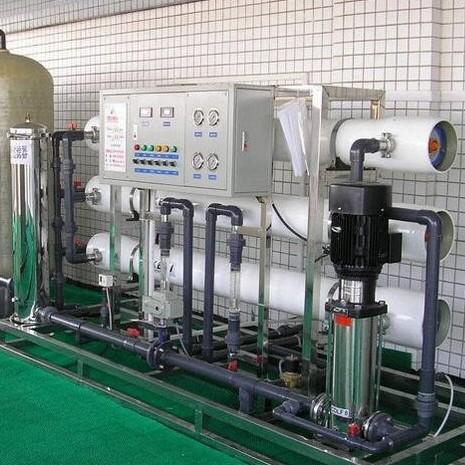 厂家供不锈钢全自动纯净水设备