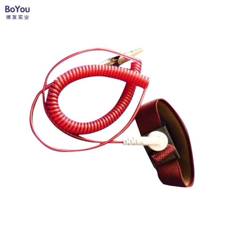 防静电手腕带 PVC线手环 静电手环 带线手腕带 导电线手环批发
