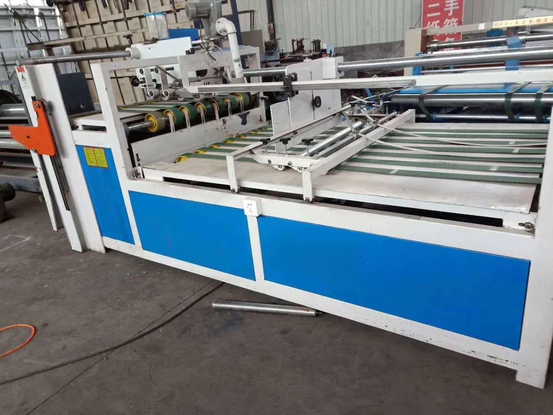打包机配件:二手台州CN451500单片机-纸加工机械-分纸压线机-5184