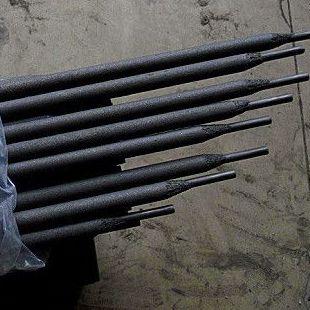 DJ160高碳高铬堆焊焊条 耐磨焊条