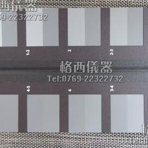 AATCC-CA02 AATCC标准褪色灰卡色牢测试
