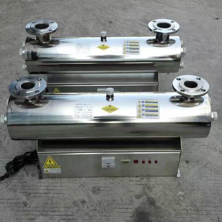 过流式紫外线杀菌器STL-UV-2.3TB40W