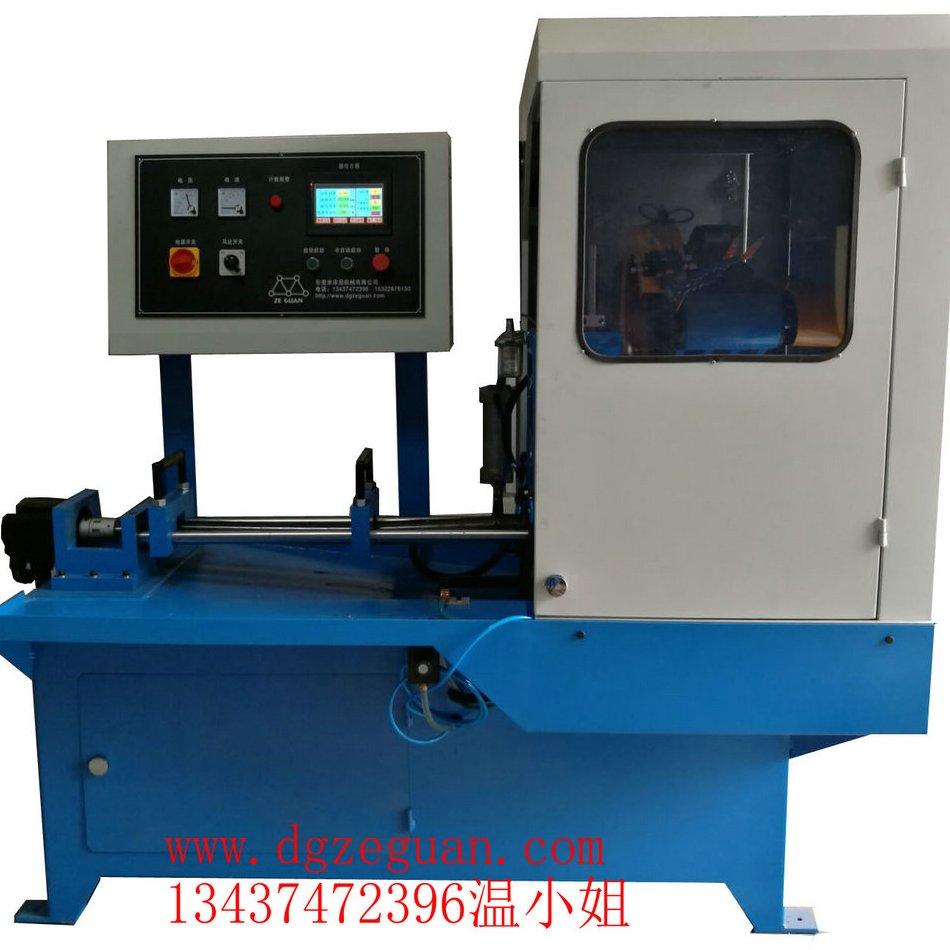 伺服全自动铝切割机 360铜铝材切割机 铝材切割机工厂