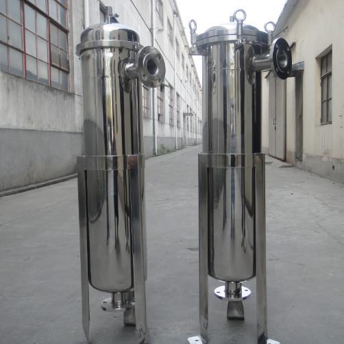生产热销大流量多袋式过滤器快捷方便规格齐全