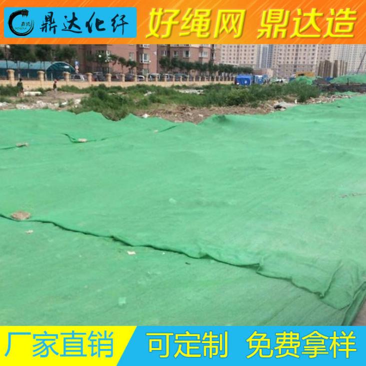 盖土网 鼎达盖土网 聚乙烯盖土网 防尘盖土网