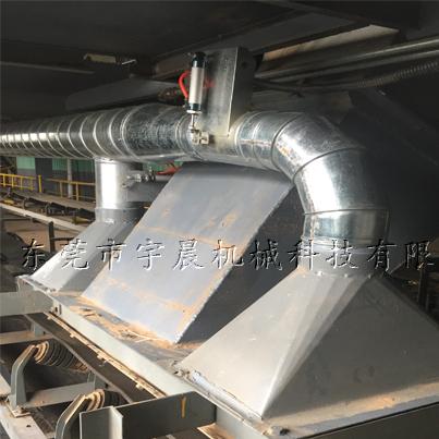 东莞螺旋风管厂家专业生产镀锌螺旋风管质优价平