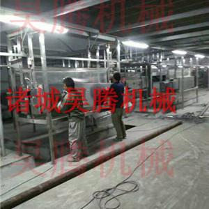 鹅屠宰流水线的生产厂家