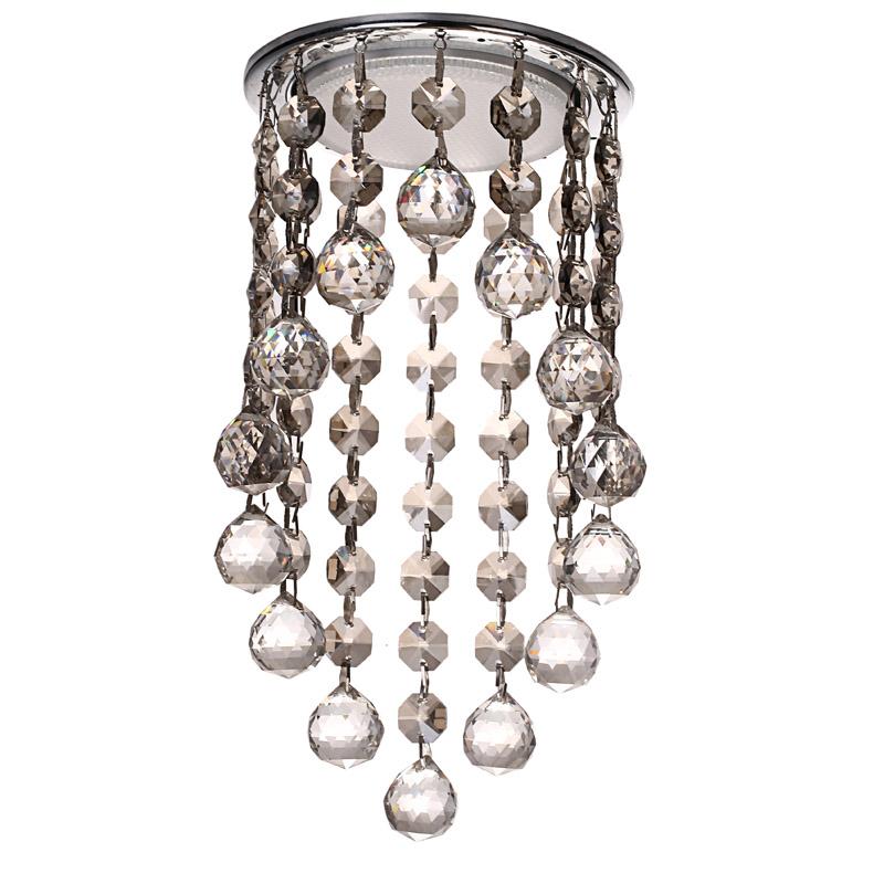 水晶灯 天花灯 水晶射灯 背景墙 过道灯 led筒灯 阳台客厅玄关灯 GX5322
