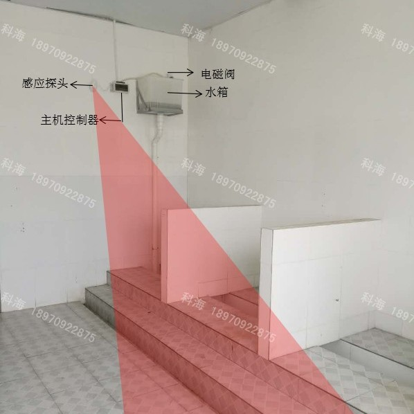 节水器|厕所节水器|沟槽厕所感应器|厕所感应器|学校厕所节水器