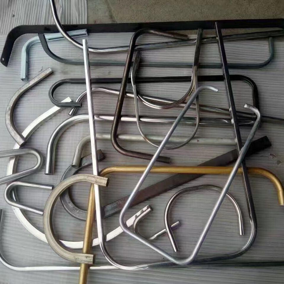 小型弯管机_家具厂碳钢管弯管机小型