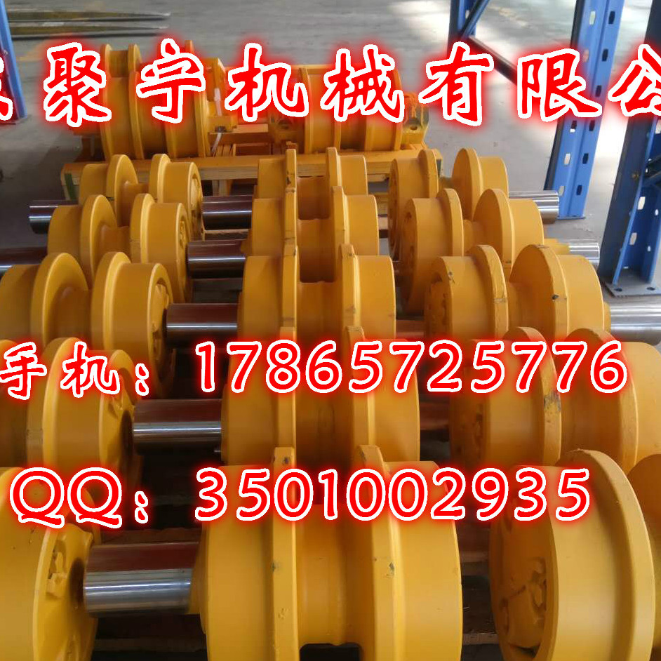 济宁原厂山推SD16托带轮托轮 现货供应