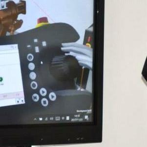 供应工业机器人教学仿真软件