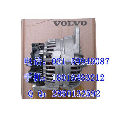 沃尔沃FH16发动机发电机 交流发电机 12伏发电机 沃尔沃卡车24V发电机
