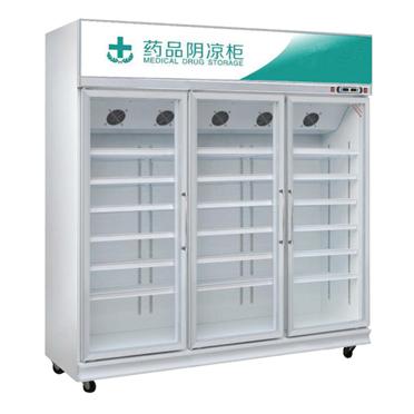 安德利制冷厂家直销三开门医用冷柜欢迎咨询