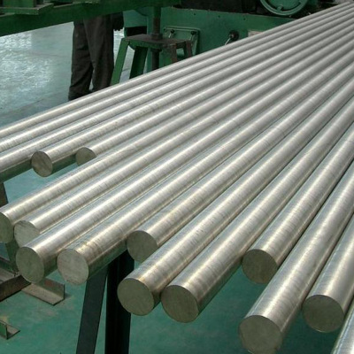 供应 不锈钢1Cr17Ni2可塑性强钢材 定制冲压切割圆钢