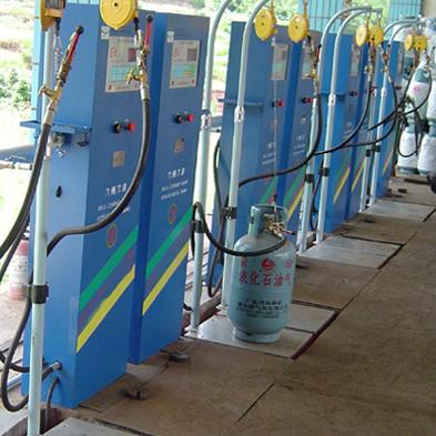 长期供应兰洋声光报警电子秤 液化石油气采用钢瓶灌装秤 自动电子电子秤