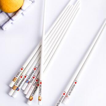 供应 高档陶瓷筷子套装