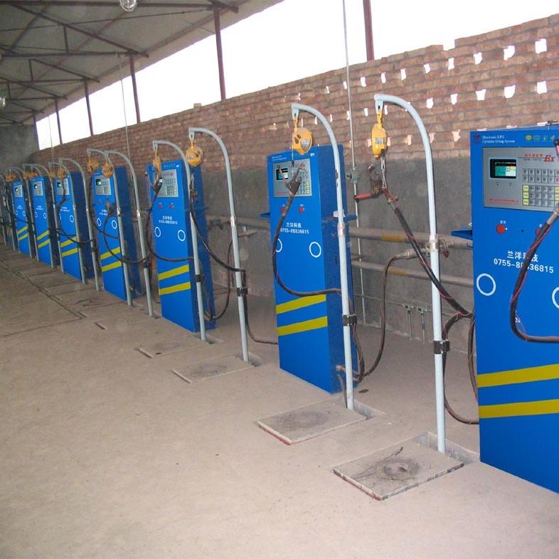 液化气体灌装秤