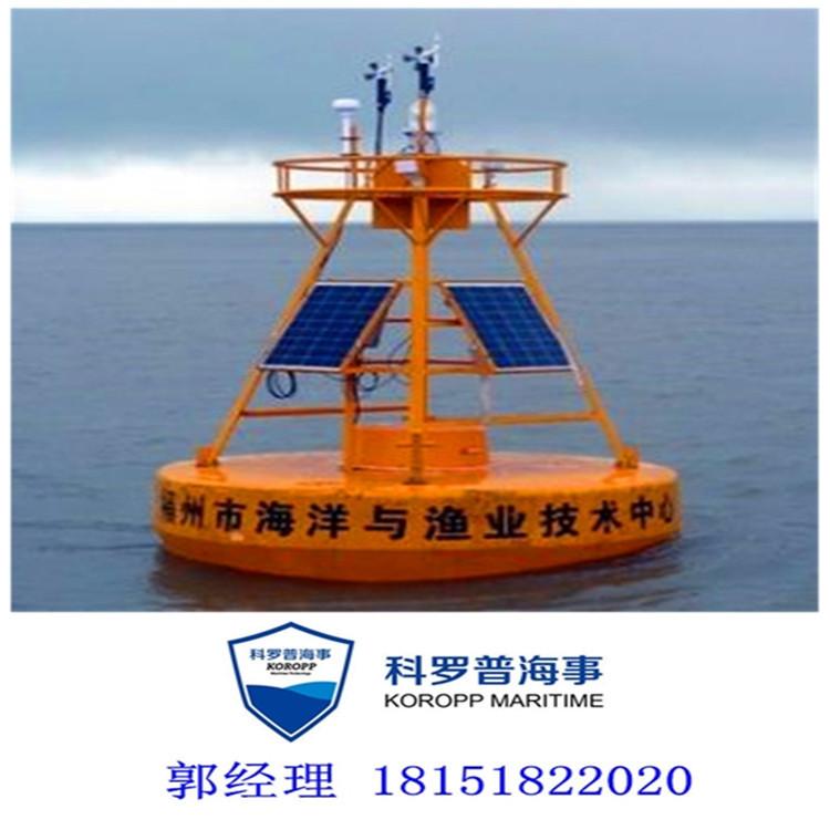 雅砻江港区浮标 非金属航标 浅水区浮舟