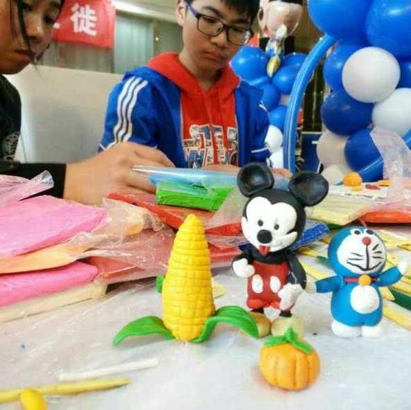 上海软陶DIY上海DIY软陶上海彩陶DIY活动上海DIY彩陶上海暖场DIY活动策划