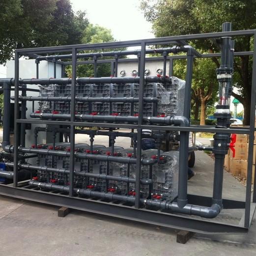 鼎欣0.25T-10T每小时高纯水设备