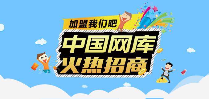 中国网库火热招商
