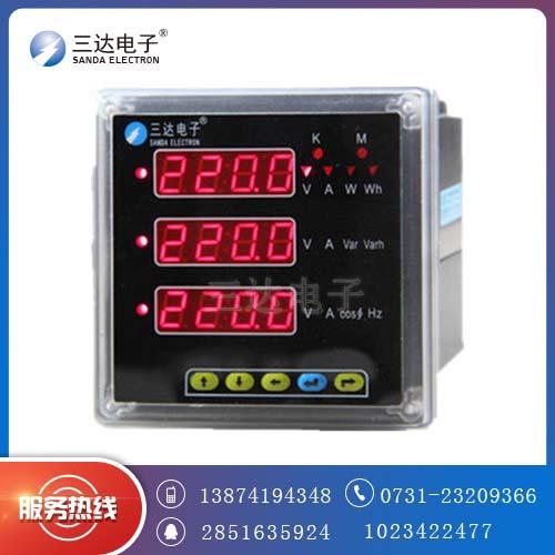 三达AB800Z-2SY多功能网络仪表
