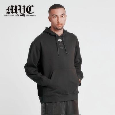 adidas冬季阿迪耐克男加绒卫衣新款安德玛供货微商代理创业套头衫