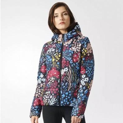 耐克阿迪达斯匡威安德玛冬季新款运动微商代理货源厂家休闲棉服外套