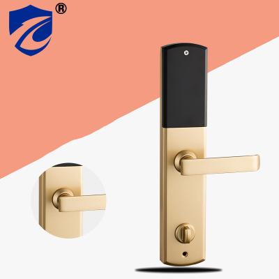 供应 智能家居门锁 智能指纹锁密码锁外装防盗门锁