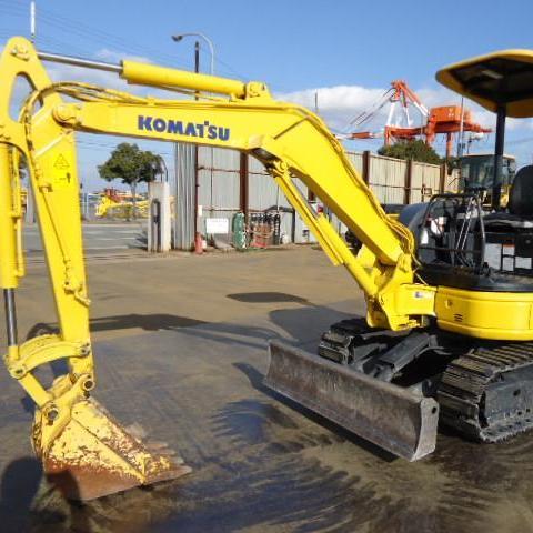出售二手小松PC30MR-2挖掘机(原版车况 全国包运)