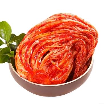 供应 韩国泡菜辣白菜开袋即食韩式延边朝鲜腌制咸菜袋装下饭菜批发