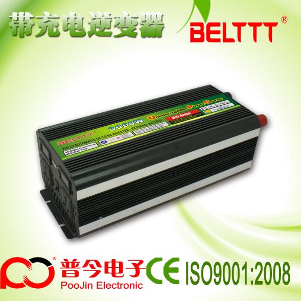 供应 BELTTT牌ups逆变器厂家供应 大功率12V 24V 3000W逆变器