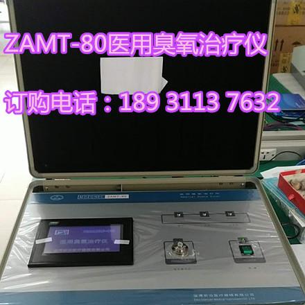 ZAMT-80型医用臭氧治疗仪 臭氧大自血治疗仪价格厂家