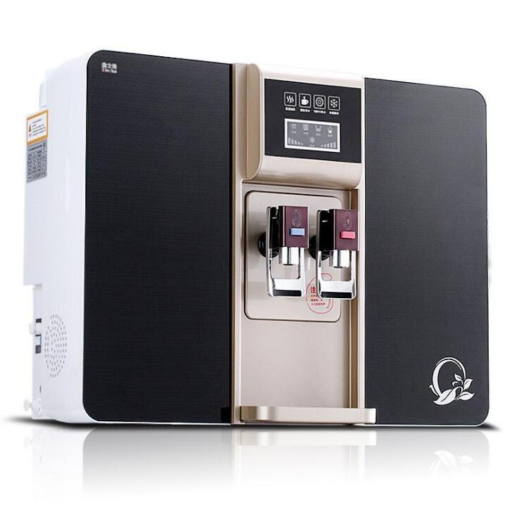 供应 净水器冰热一体直饮机 家用自吸泵净化加热一体机