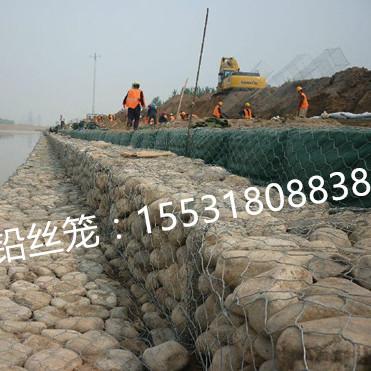 江苏城区防洪排涝用石笼网箱价格