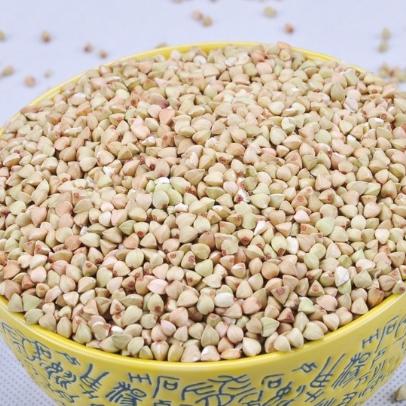 靖边红盛小杂粮 供应微波低温烘焙 熟荞麦仁 现磨豆浆原料 膳食粗养生素食
