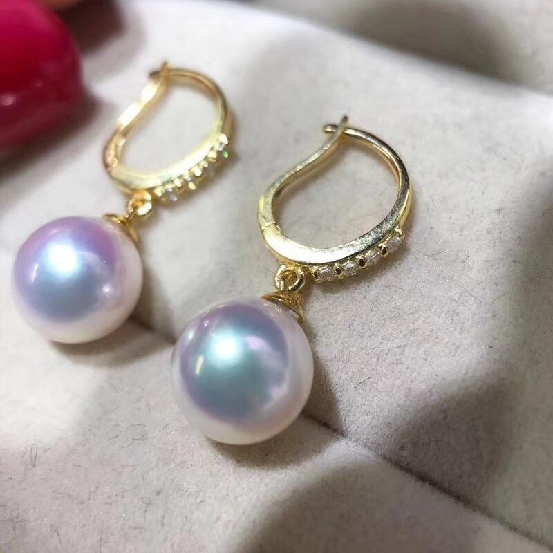 日本akoya耳環