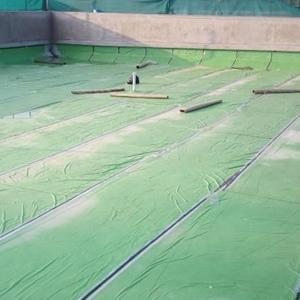 樊城CCB高密封反应粘结型高分子湿铺防水卷材_交叉膜防水材料