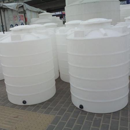 塑胜厂家直销pe桶1000L圆形立式罐 1吨环保水处理塑料水箱水塔